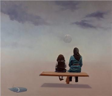 , Hamed Sadr Arhami, Untitled, 2006, 13753