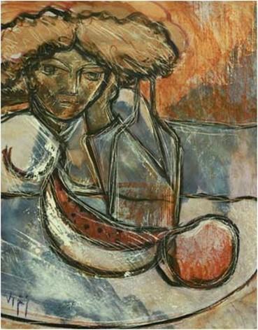 , Iraj Zand, Untitled, 1992, 10928