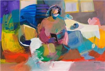 , Hessam Abrishami, Worryless Life, 1996, 22006