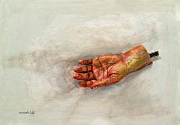 Mahsa Nouri, The Left Hand, 2021, 0