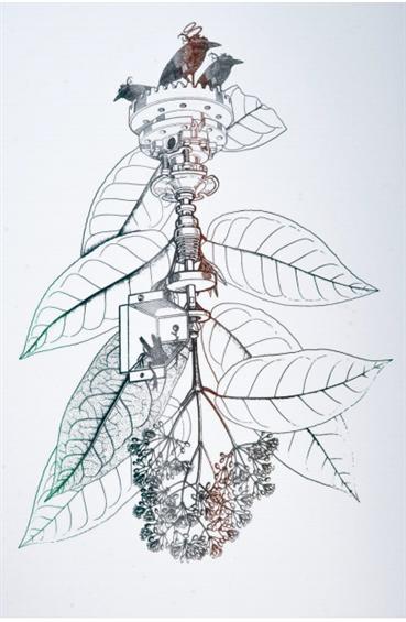 , Amir Nasr Kamgooyan, Untitled, 2019, 26932