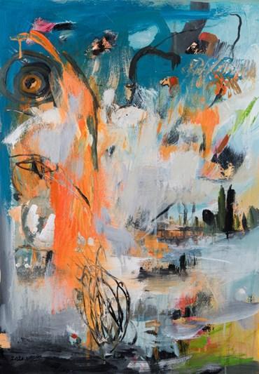 Mahin Monfared, Untitled, 2021, 0