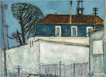 , Abolghasem Saidi, Untitled, 1995, 14993