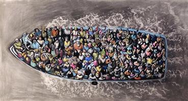 , Pouya Afshar, Displaced 3, 2019, 18134