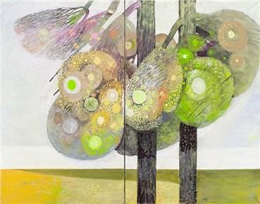 , Abolghasem Saidi, Untitled, 2010, 35818