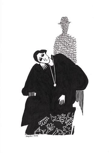 , Keyvan Mahjoor, Untitled, 2016, 17635