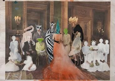 Rokni Haerizadeh, Untitled, 2018, 0