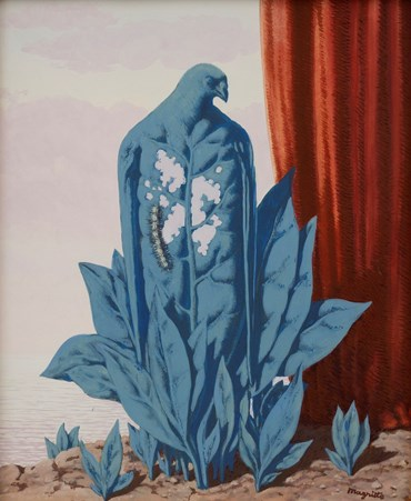 , Rene Magritte, La saveur des larmes, 1951, 49853