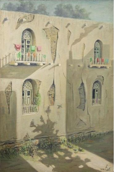 , Mahmoud Zangeneh, Untitled, 1969, 48176