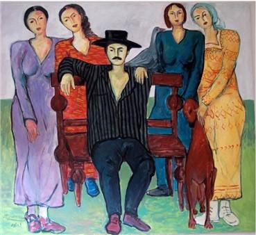 , Ebrahim Yaghmaei, Untitled, 2014, 1606