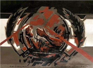 , Baktash Sarang Javanbakht, Untitled, 2020, 27601