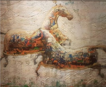 , Elaheh Amirjalali, Untitled, , 16529