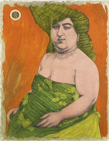 , Ghasem Hajizadeh, Untitled, 2007, 17417