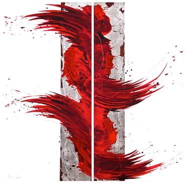 , Shahrzad Ghaffari, Im between Blood and Fear, 2011, 12398