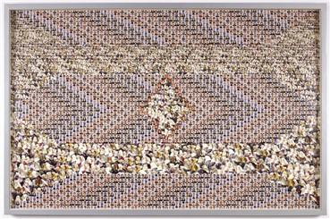 , Sadegh Tirafkan, Human Tapestry, 2010, 12480