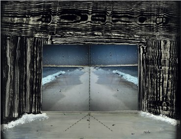 , Behjat Sadr, Untitled, 1987, 38312
