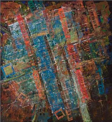 , Massoud Arabshahi, Untitled, 2006, 35863