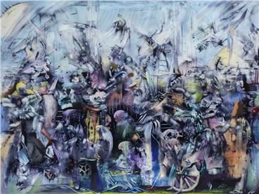 , Ali Banisadr, The Caravan, 2020, 29462