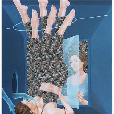 Painting, Arghavan Khosravi, The Balance , 2019, 24897