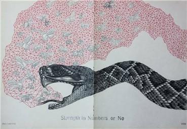 , Sara Saramadi, Strength in Numbers, 2018, 13325
