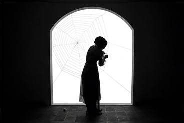, Shadi Ghadirian, Miss Butterfly #6, 2011, 435