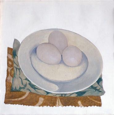 , Leyly Matine Daftary, Eggs VI, 1998, 8182