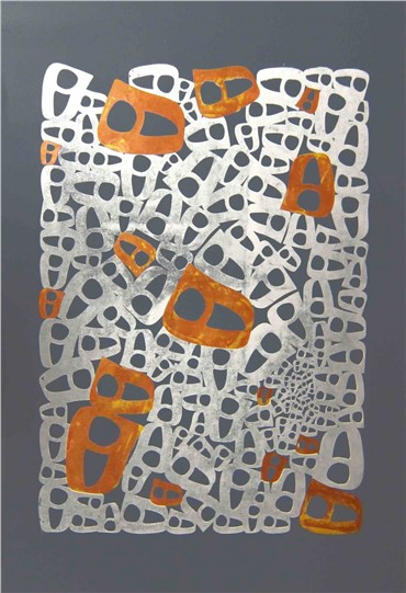 , Nima Behnoud, Metal Lunesta, 2012, 12210