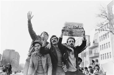 , Kaveh Golestan, The Shah Left, 1979, 14829