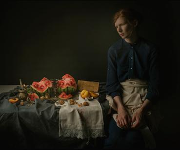 , Alisa Sibirskaya, En la cocina, 2021, 49738