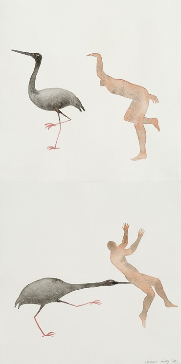 , Maryam Mohry, Birds, 2021, 49900