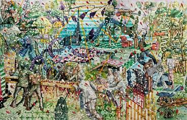 , Behrang Samadzadegan, In the Country of Last Things, After Paul Auster, 2021, 46928
