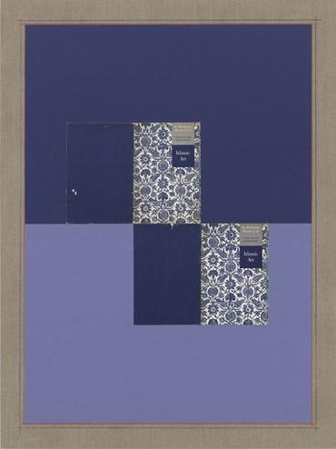 , Kamrooz Aram, Untitled (Islamic Art), 2021, 45679