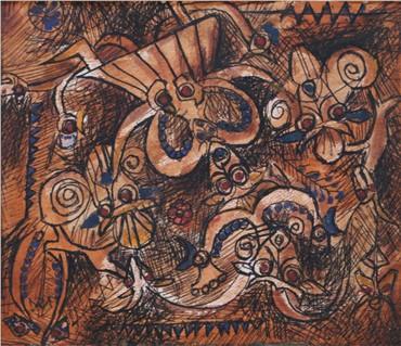 , Hadi Hazavei, Untitled, 1963, 10762