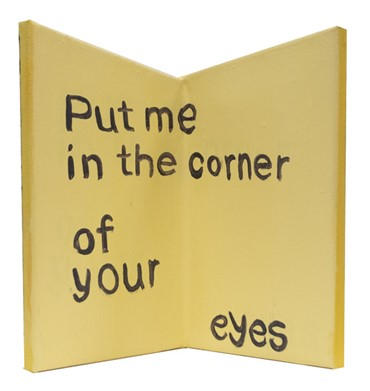 , Hesam Rahmanian, Put me in the corner of your eyes, 2018, 19664