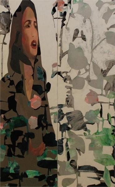 , Leily Derakhshani, Untitled, 2016, 775