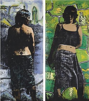 , Khosrow Hasanzadeh, Untitled, 2008, 8969