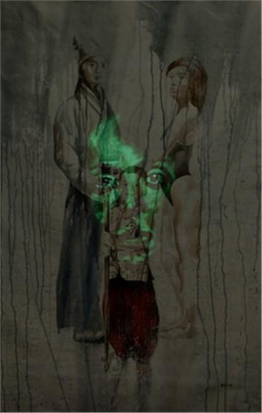 , Saeed Khavarnejad, Untitled, 2013, 13638