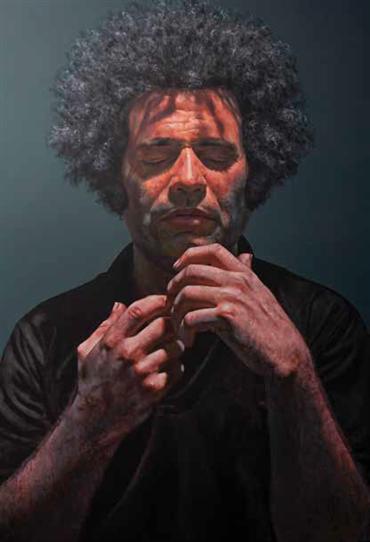 , Masoud Keshmiri, Untitled, 2019, 28097