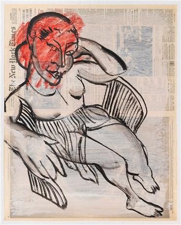 , Nikzad Nodjoumi, Untitled, , 22508