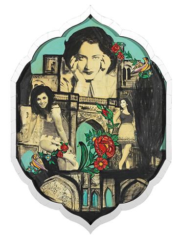 , Tarlan Rafiee, Untitled, 2014, 20122