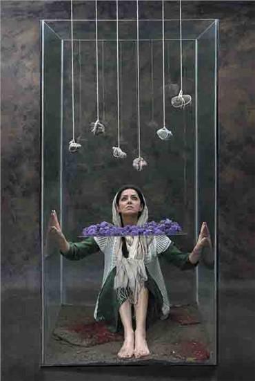 , Mahsa Alikhani, Untitled, 2013, 1740