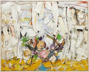 Manoucher Yektai, Untitled, 1954, 0