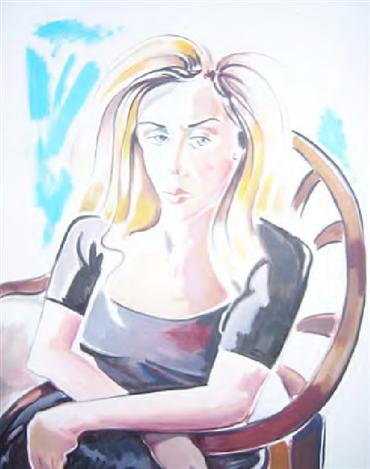 , Marcos Grigorian, Mrs. Laris Sahakan, 2004, 24369