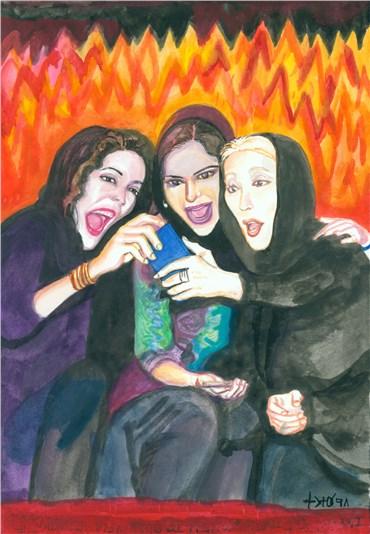 , Sadra Baniasadi, Selfie Fever (Tabe Selfie), 2019, 22636