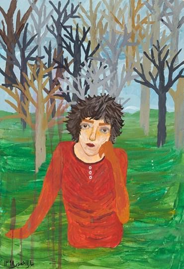 Sara Ahmadi, Untitled, 2019, 0