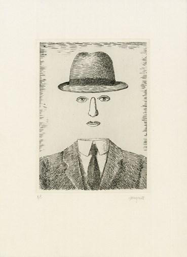 , Rene Magritte, Paysage de Baucis, 1966, 50617