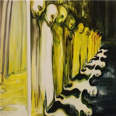 , Nastaran Shahbazi, Walk Away, 2015, 1522