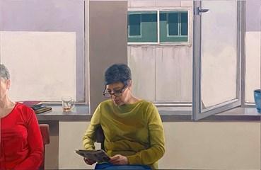 , Masoumeh Mozaffari, Untitled, 2021, 51124