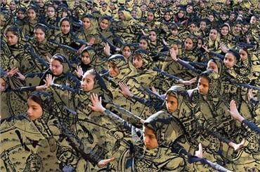 , Sadegh Tirafkan, Multitude No. 10, 2008, 8568