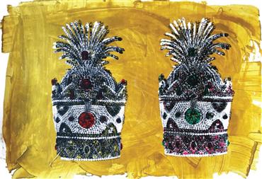 , Nima Behnoud, Double Crown, 2015, 23452